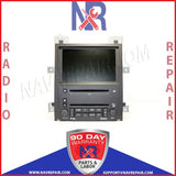 2007 2008 2009 2010 GM Cadillac Escalade Delphi SuperNav Radio Repair Service
