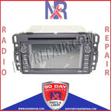 2010 2011 2012 GM Buick Chevrolet GMC Delphi Navigation Radio Repair Service