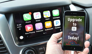 2014 2015 Buick Cadillac Chevrolet GMC® iO6 with Apple CarPlay and Andriod Upgrade Service - NavRepair.com