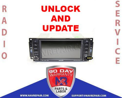 RAM Radio Repair Services NavRepaircom