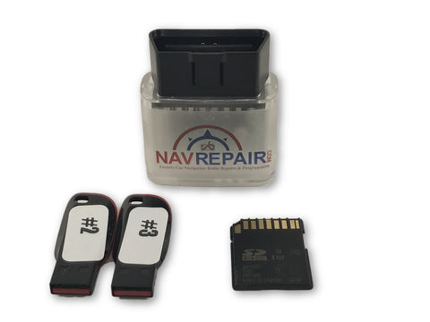 MyFord Touch Sync 2 GPS Navigation Upgrade Programmer