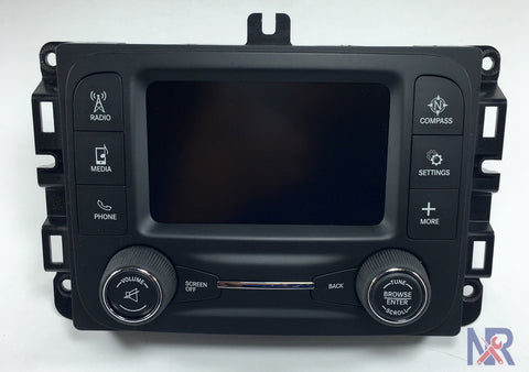 Chrysler Jeep Ram Uconnect 5.0 RA2 VP2 NA Infotainment Radio Repair Service - NavRepair.com - 1
