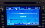 2010 2011 2012 GM Chevrolet GMC USB Denso Navigation Radio Repair Service - NavRepair.com - 4