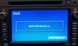 2010 2011 2012 GM Chevrolet GMC USB Denso Navigation Radio Repair Service - NavRepair.com - 3