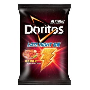 DORITOS American Hot Wings - 84g