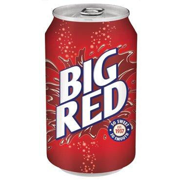 BIG RED Soda - 355ml