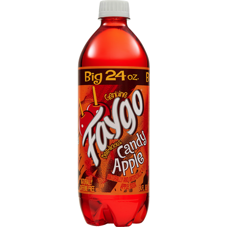 FAYGO Candy Apple - 680ml