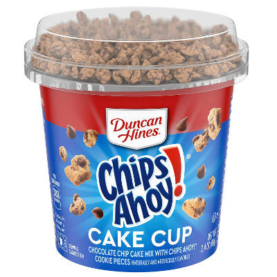 CHIPS AHOY Choc Chip Cake Cup - 69g