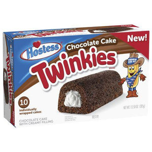 TWINKIES Chocolate Cake - Full Box