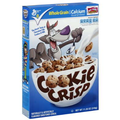 COOKIE CRISP Cereal - 300g