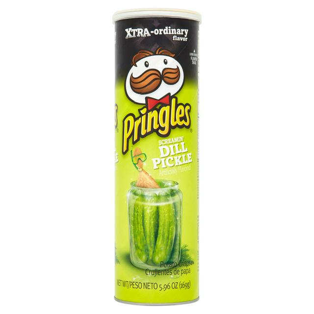PRINGLES USA Dill Pickle - 158g