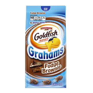 GOLDFISH Fudge Brownie - 187g