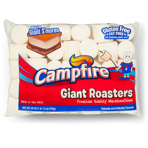 CAMPFIRE Giant Roaster Marshmallows - 340g