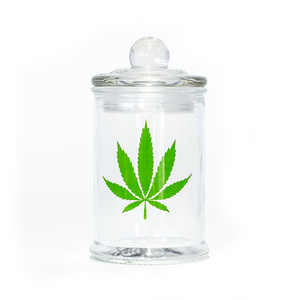 STASH JAR Green Leaf - 150ml