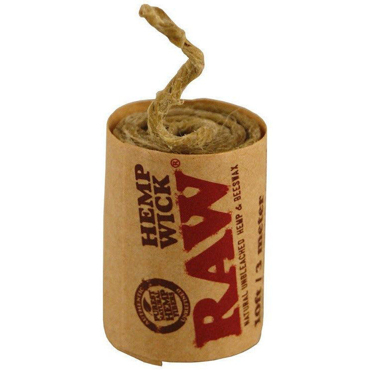 RAW Hemp Wick - 3 Meters