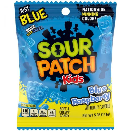 SOUR PATCH KIDS Just Blue - 141g