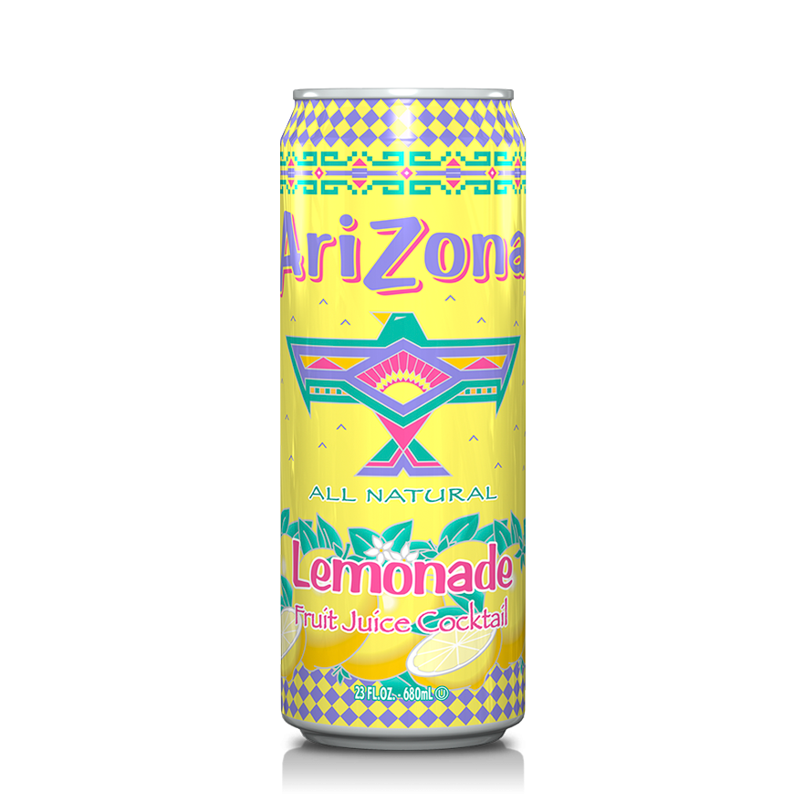 ARIZONA Lemonade - 680ml