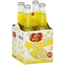 Load image into Gallery viewer, JELLY BELLY Lemon Drop Gourmet Soda - 355ml