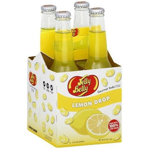 JELLY BELLY Lemon Drop Gourmet Soda - 355ml
