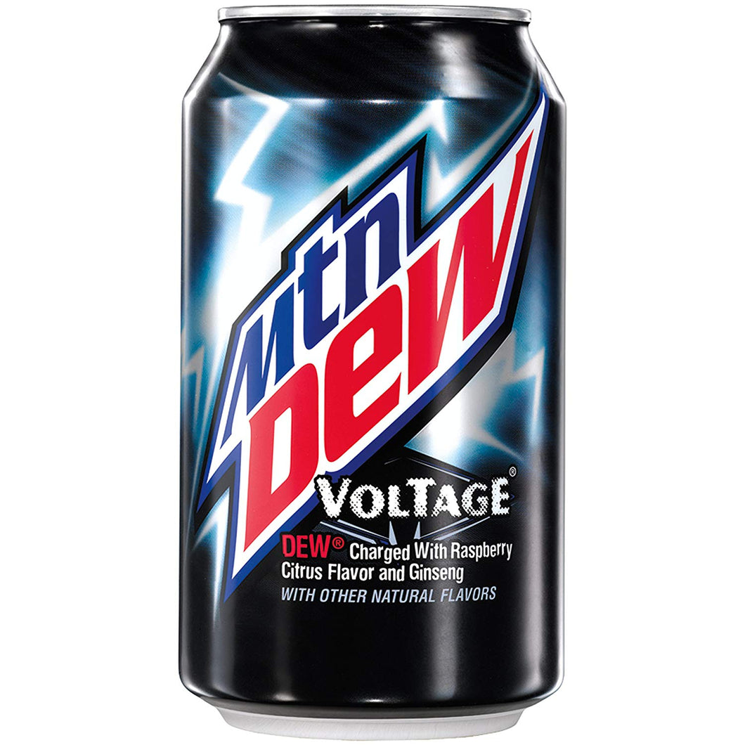 MOUNTAIN DEW Voltage - 355ml