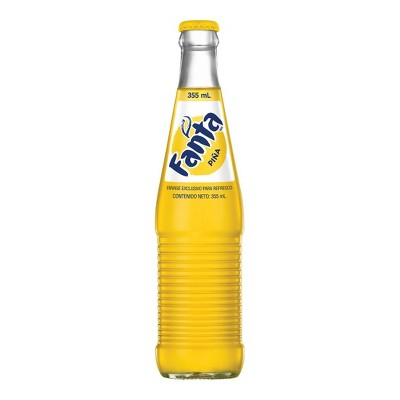 FANTA Mexican Pineapple - 355ml
