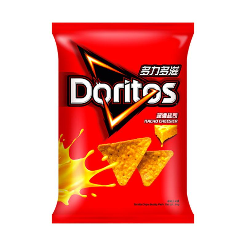 DORITOS Nacho Cheesier - 84g