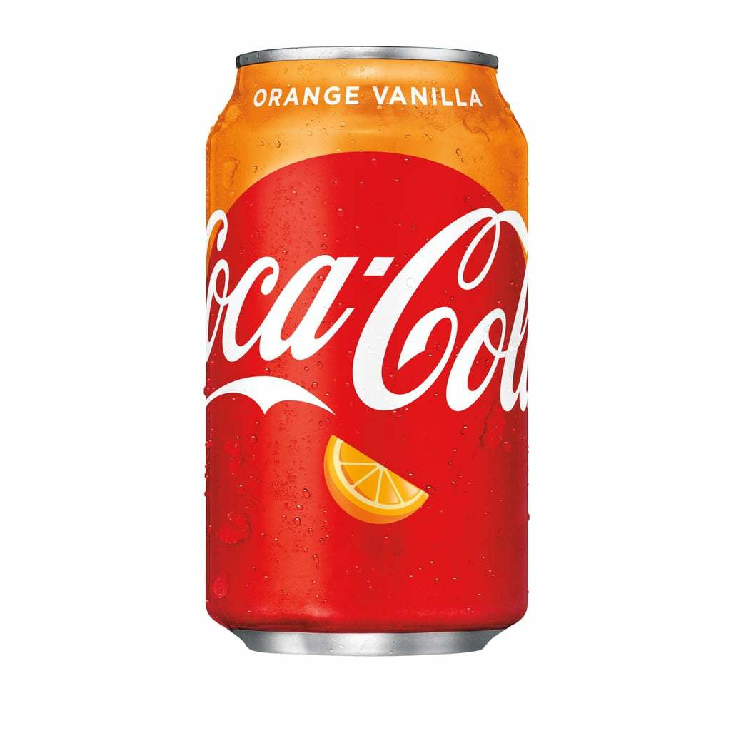 COCA COLA Orange Vanilla - 355ml