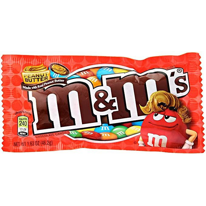 M&M Peanut Butter - 46g