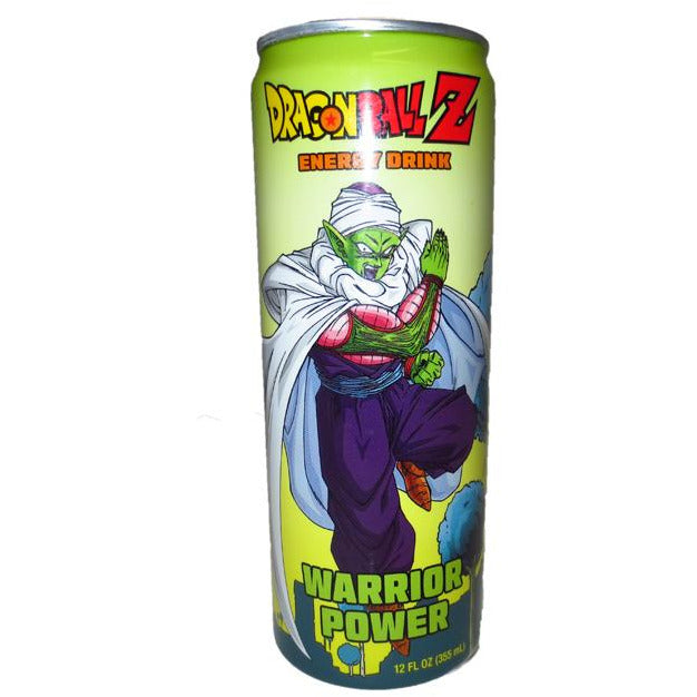 DRAGON BALL Z Warrior Power Energy - 355ml