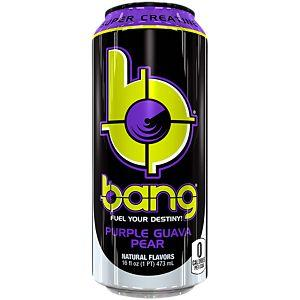 BANG ENERGY Purple Guava Pear