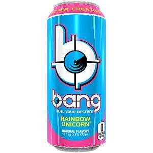 BANG ENERGY Rainbow Unicorn - 473ml