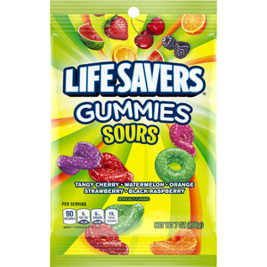 LIFESAVERS Sour Gummies - 198g