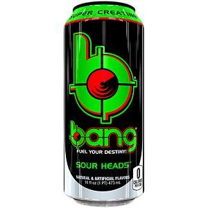 BANG ENERGY Sour Heads - 473ml