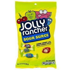 JOLLY RANCHER Sour Surge Hard Candy - 184g