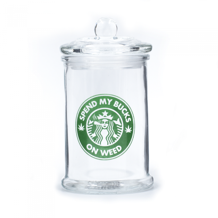 STASH JAR Spend My Bucks - 370ml
