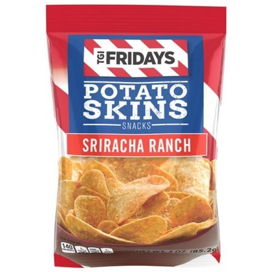 TGI FRIDAYS Sriracha Ranch Potato Skins - 85g