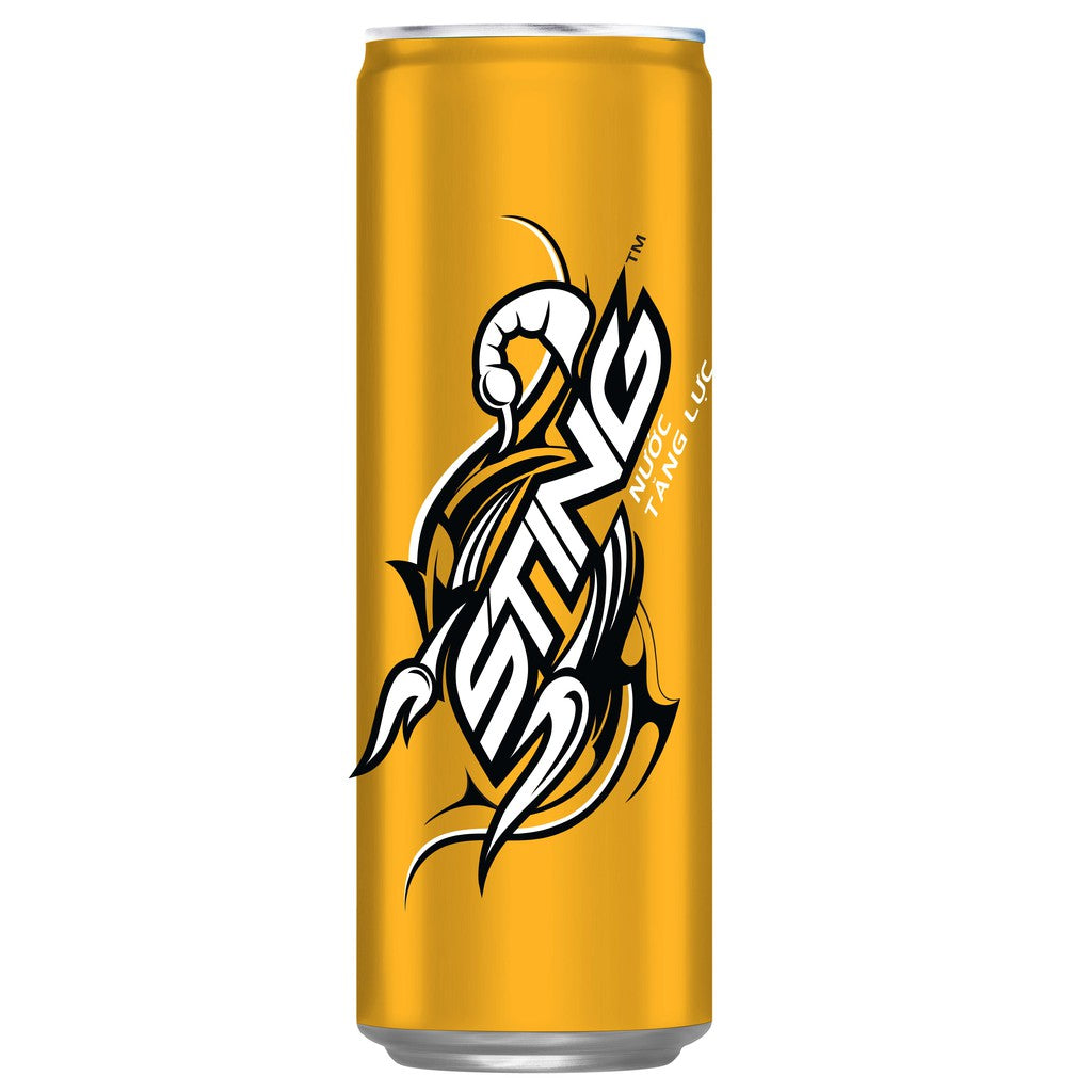 STING Gold Rush Energy Drink - 355ml