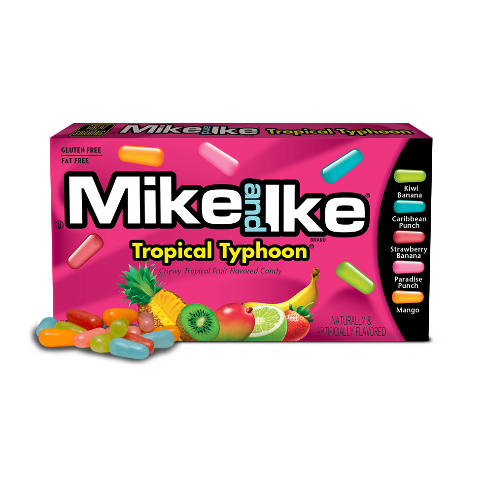 MIKE & IKE Tropical Typhoon - 141g