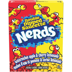 NERDS Watermelon Apple & Cherry Lemonade - 46g