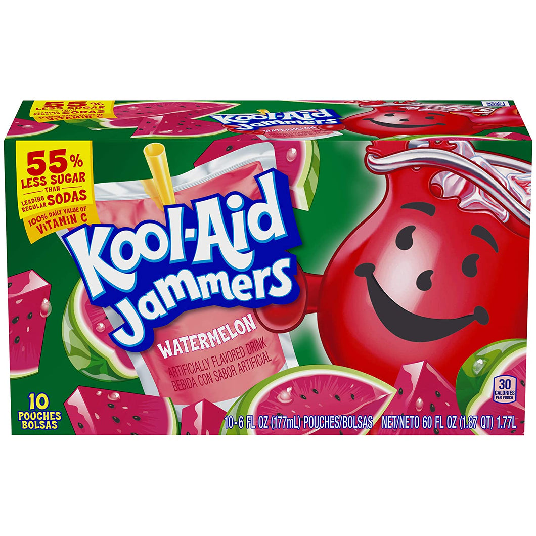 KOOL AID Watermelon - 10 Pack