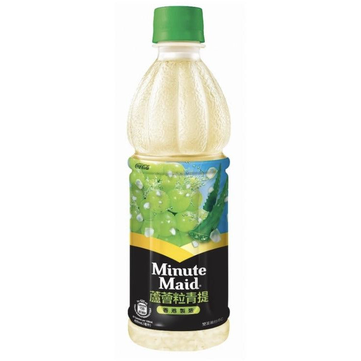MINUTE MAID White Grape Juice - 420ml