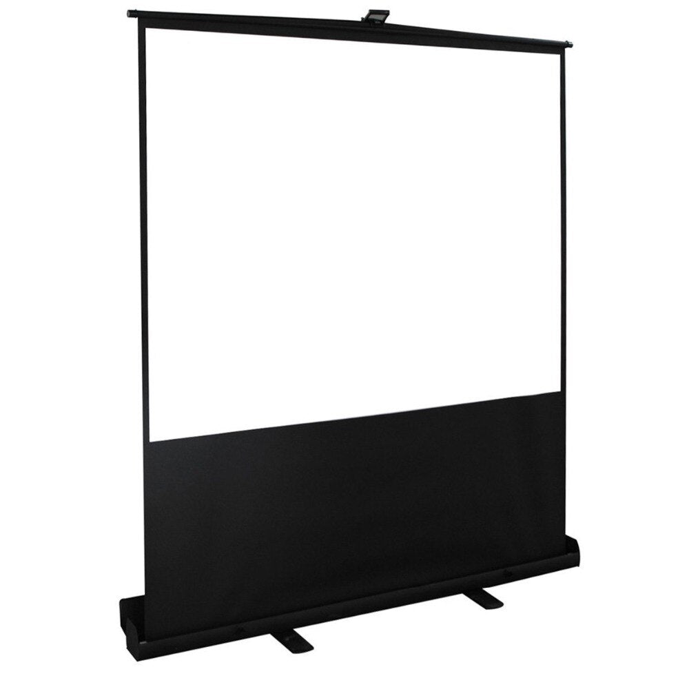 "100"" 4:3 Portable Pull-up Screens"