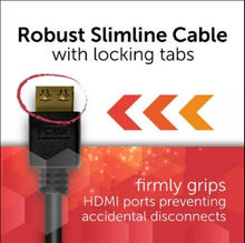 Load image into Gallery viewer, 1.5m Flexi-Lock HDMI 2.0 18Gbps High Speed Ultra HD 4K Cable with Ethernet