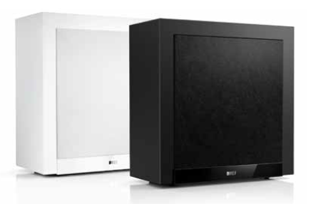 KEF 10' 250W Subwoofer. Built-In Class-D Amplifier