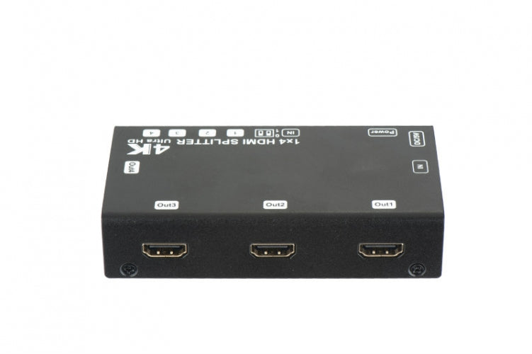 1 in 4 out HDMI 2.0 4Kx2K UHD Splitter