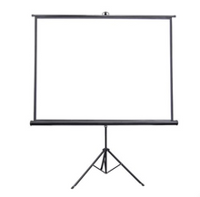 "Load image into Gallery viewer, 80"" 16:9 Portable Tripod Screens"