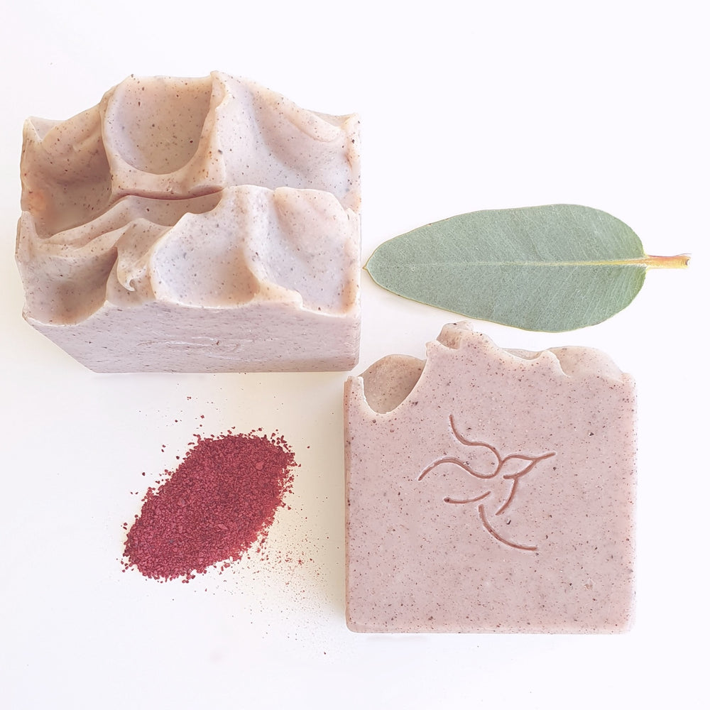 Australian Native Davidson Plum Soap