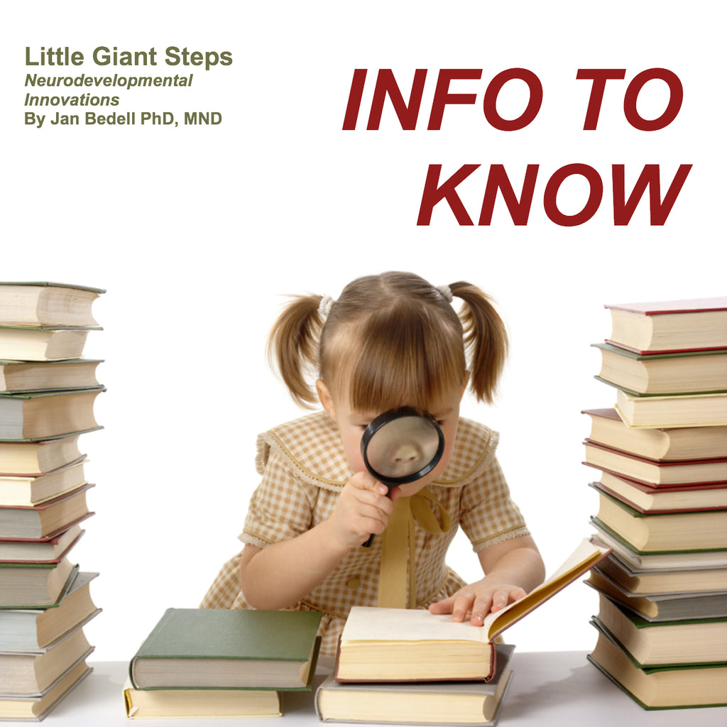 Info To Know!  Audio CD  - Learn the facts!