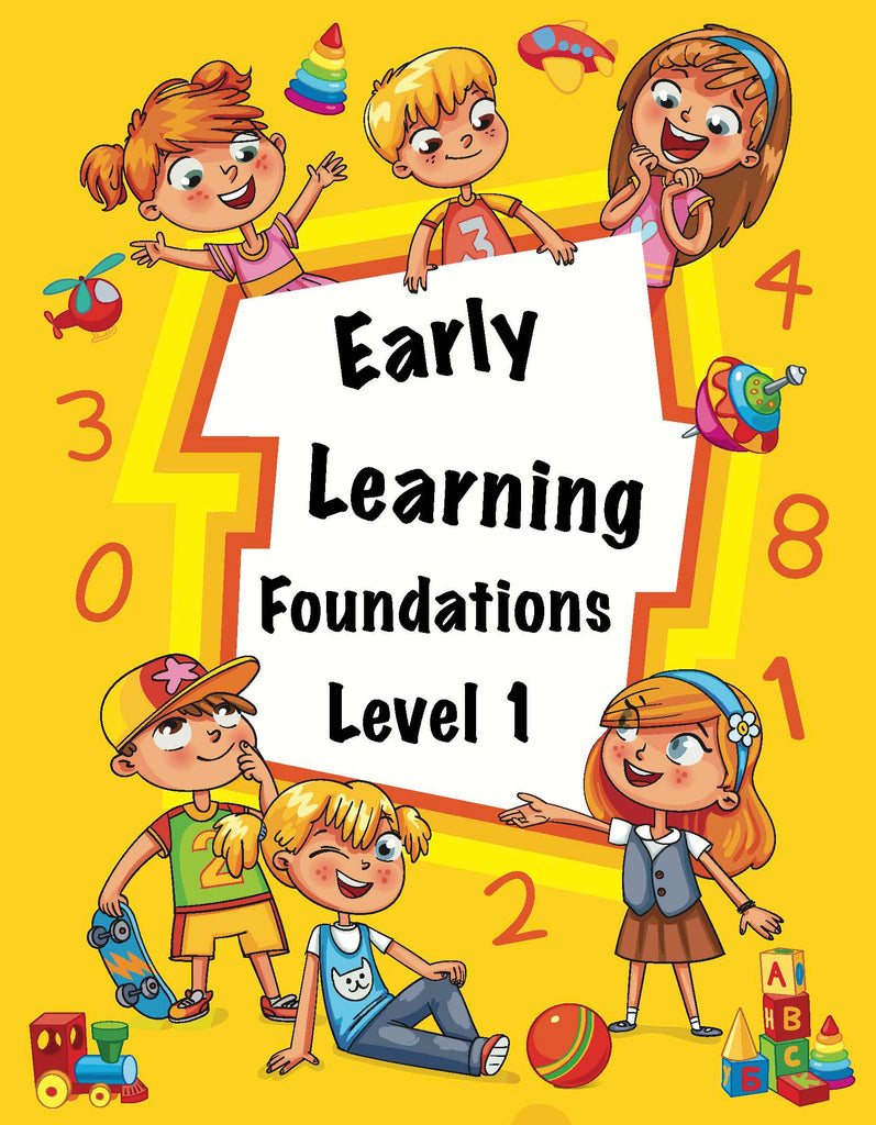 Early Learning Foundations Level 1 Student Workbook