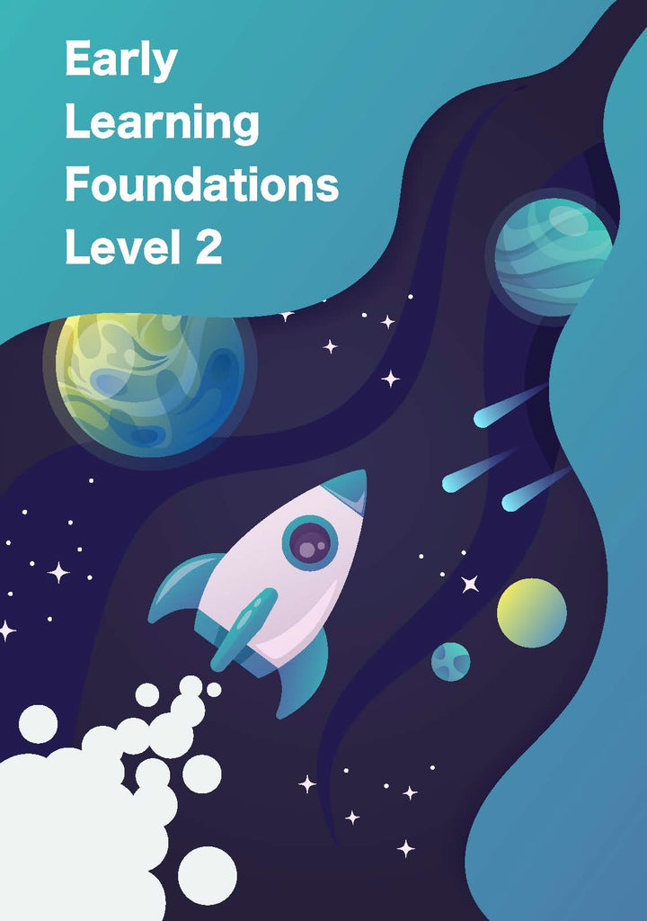 Early Learning Foundations Level 2 Additional Student Workbook bundle only
